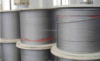 Metal Wire rope slings, Steel Wire Rope supplier in Foshan cable wire from China