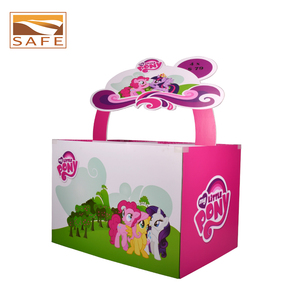 customized size gift packaging boxes full color printing art wrapping paper custom made boxes