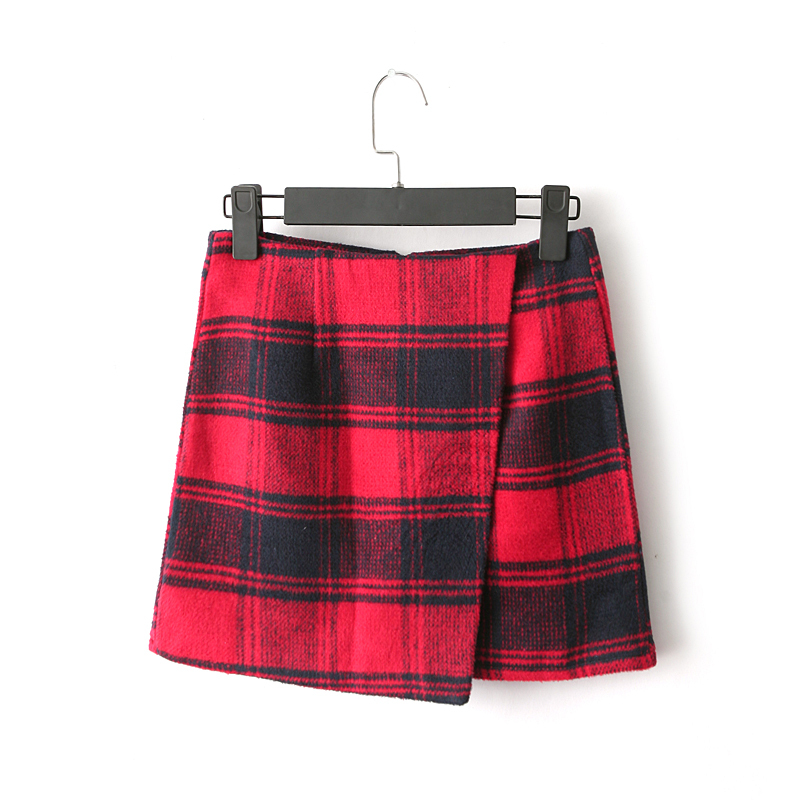 Cheap Plaid Skirt Black, find Plaid Skirt Black deals on line at ...