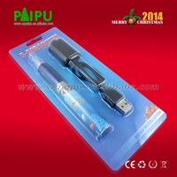 "2014 hottest & newest ""chrismas ego kit"",650mah ego t accept paypal factroy price"