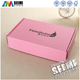 Wholesale Custom Color Printed Tuck Top E Flute Corrugated Paper Box