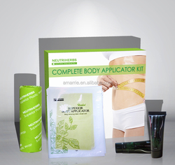 Best Neutriherbs Tummy Slimming Belt Skin Tightening Themal Belt Weight Loss Skinny Fit Works Body Wraps