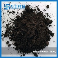 Terbium Oxide 99.99% 12037-01-3 Manufacturing company Supplies