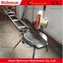 Aluminum Upvc Cutting Saw 45 degree angle 90 degree angle Cheap Cutting Machine