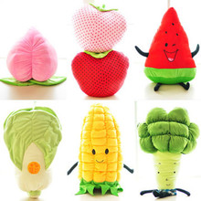 wholesale vegetable carnival different models plush toys