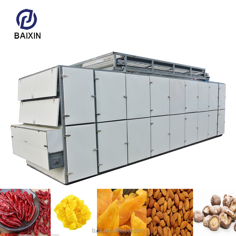 Food Dryer Machine Energy Conservation And Environmental Protection Maize Drying Machine For Feed