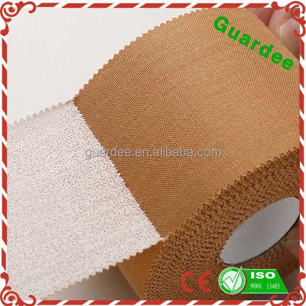 High Quality Skin Color Printed Strapping Zinc Oxide Sports Tape