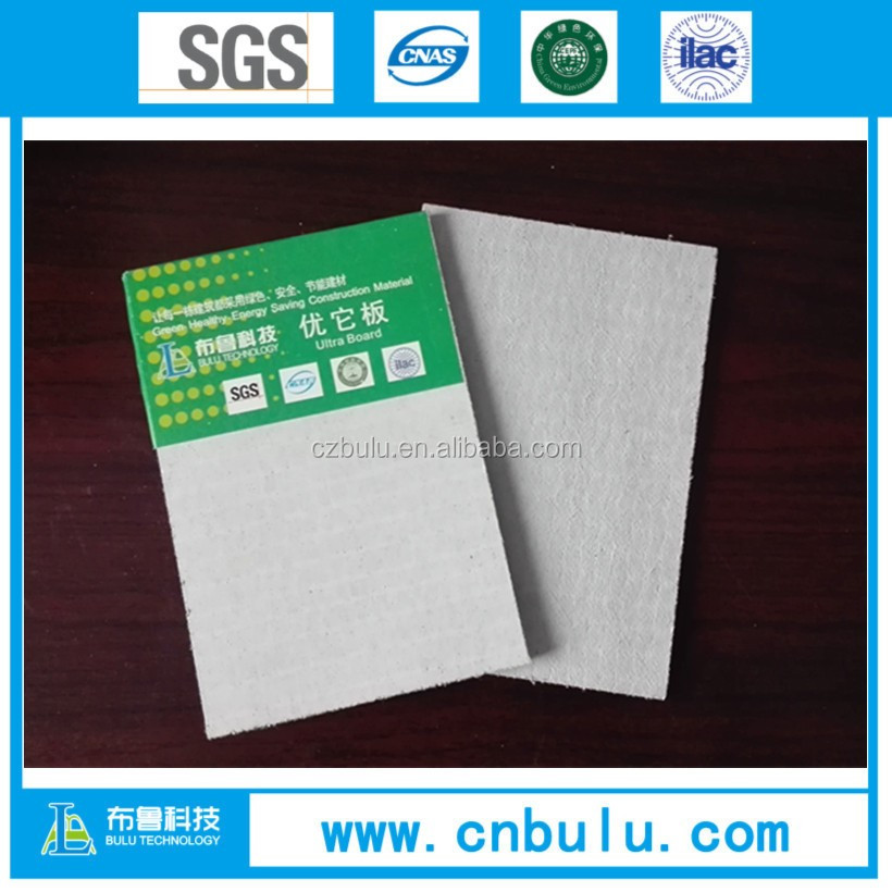 magnesium board/mgo board panel/fireproof building material