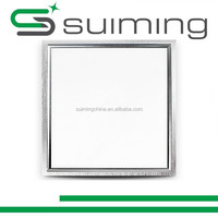 Aluminum More than double color led panel ceiling light