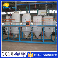 high quality palm oil refining process