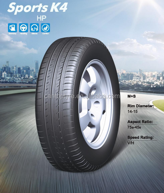 chinese Cheap Wholesale New Car Tires comforser brand