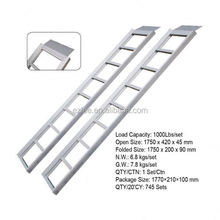 High qualtiy design wheel chair aluminum ramp
