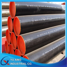 API 5L grade b petroleum and natural 20 inch carbon seamless steel pipe