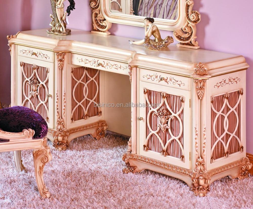 Bisini muebles de dormitorio barroco franc s de lujo for Muebles modernos estilo europeo