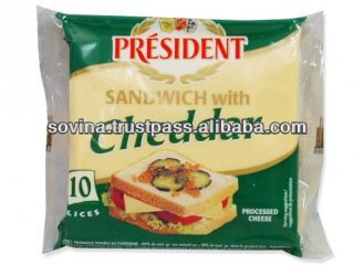 SOVINA- President Sandwich with Cheddar Chesse 200gr
