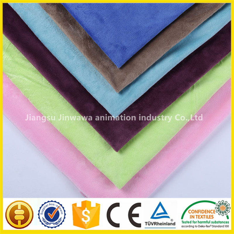 Factory wholesale turkey upholstery velboa fabric manufacturer