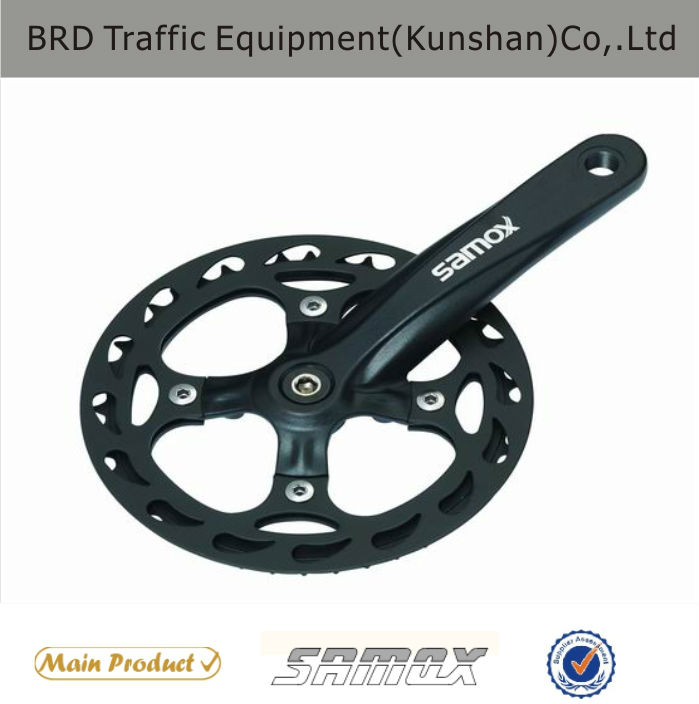Lifestyle 170/175mm alloy forged cranks 42- 44T chainrings
