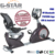 GS-8718RI New Design Deluxe recumbent magnetic bike with Bluetooth iPhone and iPad Compatible