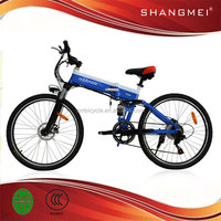 Super strong fast electric bike bicycle with brushless motor made in China new model 2014 SM-2239