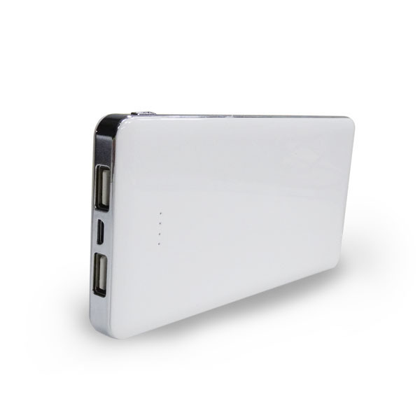mobile phone accessories Oem 12000mah power bank charger with charging cable