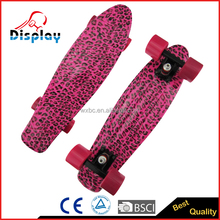 2016 flowboard longboard mini carver skateboard wholesale plastic skateboards