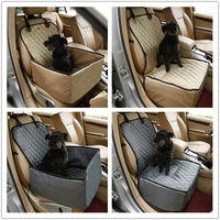 waterproof car carrier for pet, endurable car booster for pet, durable booster seat for pet