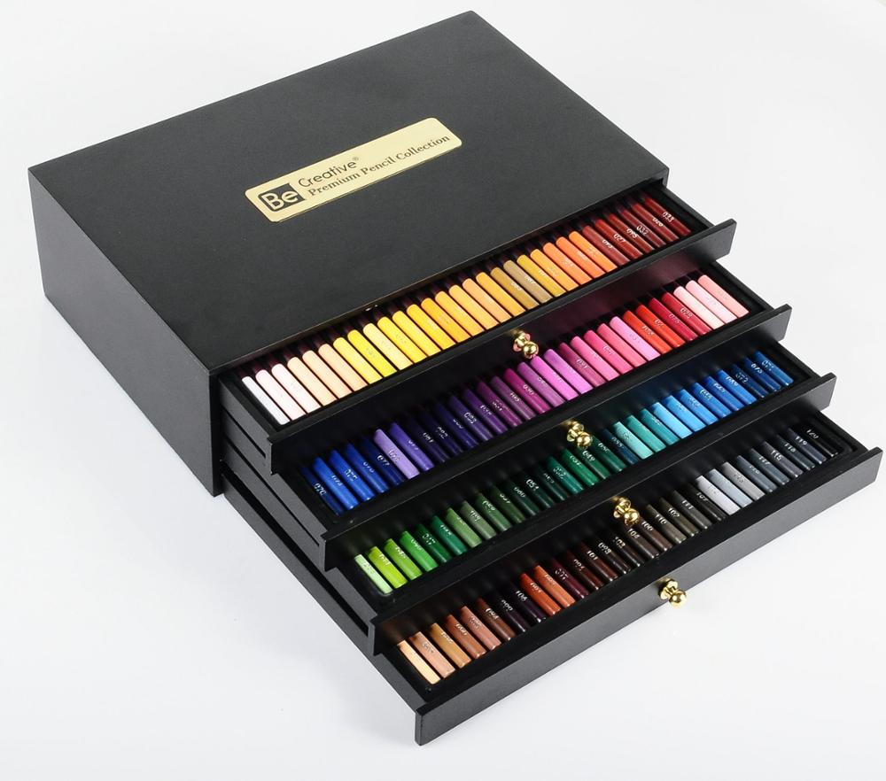 Hot sale watercolor pencil sets color pencil ,cheap wholesale children colored pencil,prismacolor colored pencil 120 set