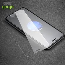 Ycymo Full Sceen Cover Anti-Scratch Tempered Glass Screen Protector For Iphone 8 Glass Screen Protector
