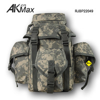 Digital camouflage military survival backpacks for sale