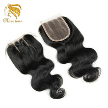 New Arrival High Quality Virgin Hair Extension Supplier, Brazilian Cheap Lace Closure