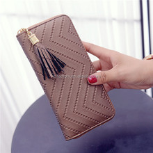 new pu leather lady wallet women designer ladies beautiful wallets
