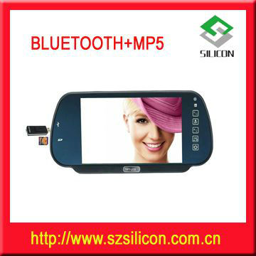 7 inch rear view car monitor /split screen monitor system