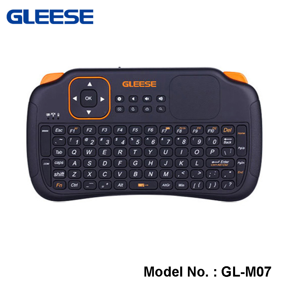 Hot Selling Wireless Laptop Mini Logitech Keyboard and Touchpad Mouse Combo for Smart TV Box Android Arabic keyboard