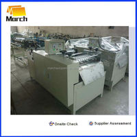 truck/car fabric filter paper pleating machine