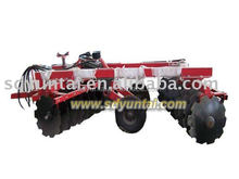 agriculture tools offset heavy duty disc harrow
