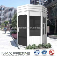 guardhouse qatar prefabricated security cabin portable guard house malaysia