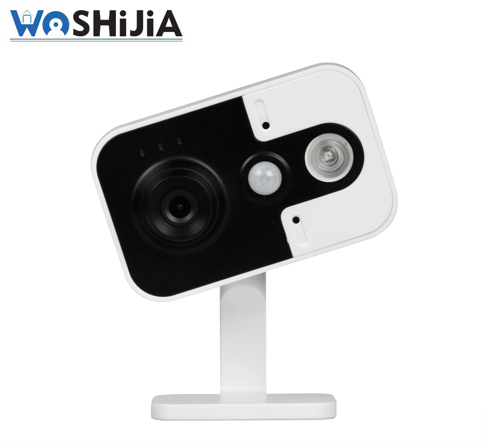 cube Style and Digital Camera Type 3g wireless home security alarm camera system