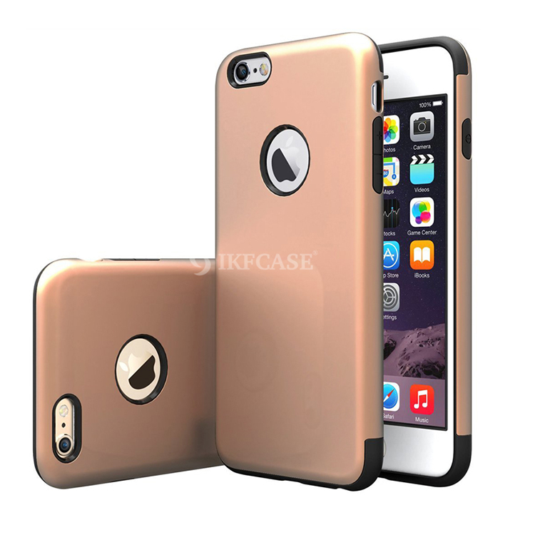 Cheap Hot Sale Hybrid Shockproof TPU PC Mobile Phone Case And Cover For Iphone 7 7 plus