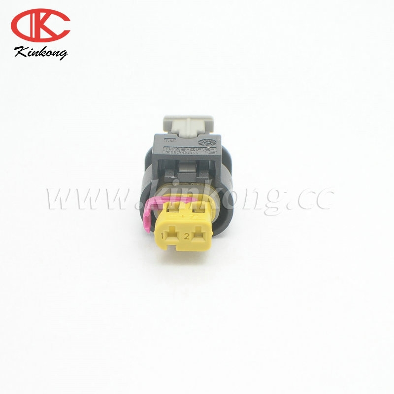 BMW Benz waterproof vehicle waterproof 2 pin connector 4F0 973 702A