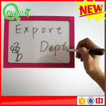 new promotional magnetic dry wipe whiteboard
