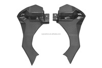 Carbon Fiber Ram Air Cover for Yamaha R1 2015