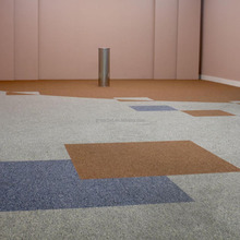 Fashion Style Organic Soundproof Carpet Floor Tiles