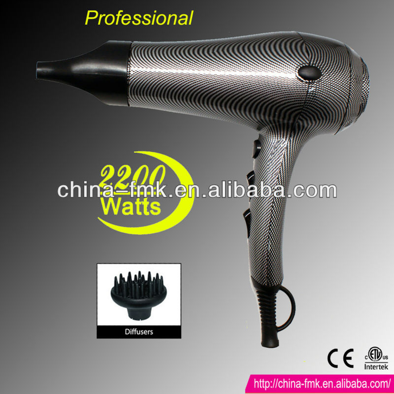 2017 New Arrival Professional DC motor Salon Hair Beauty Equipment Hair Dryer With cool shot and adjustable tempreture function