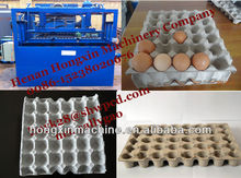 paper recycling egg tray forming machine