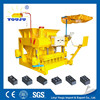 qmy6-25 block and hollow block making machine standard size of brick