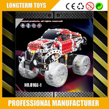Magical Model RC Dancing Car Construction Cars Toys Building Sets For Boys
