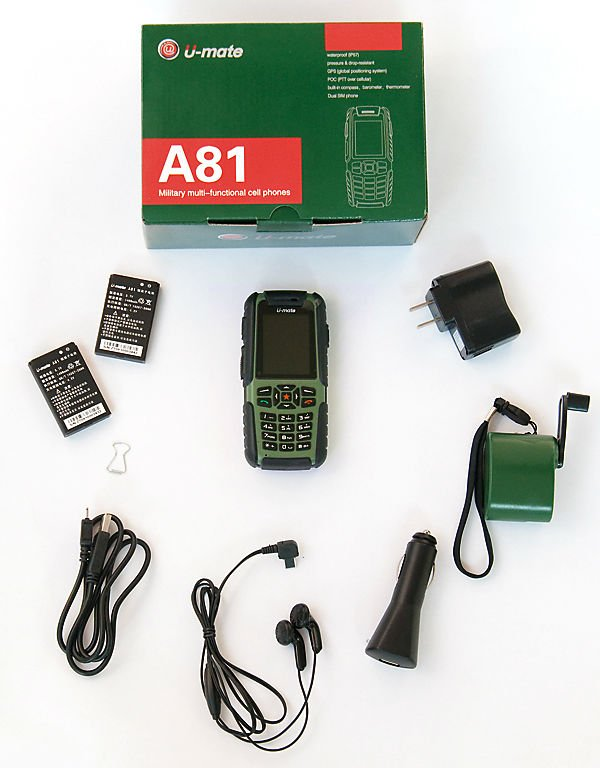 China ptt phone