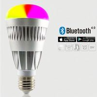 Smart Bulb Smart Phone Accessaries Bluetooth Speaker New Products 2015 Led Mini Speaker OEM Shenzhen Manufacturer, MTCR-A1