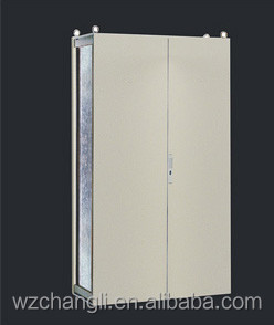 Nine-fold Profiles Distribution Cabinet Power Control Housing