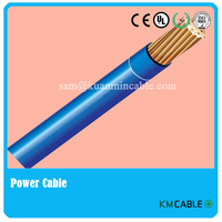 THWN cable pure copper conductor nylon sheath cable suitable for envrionment